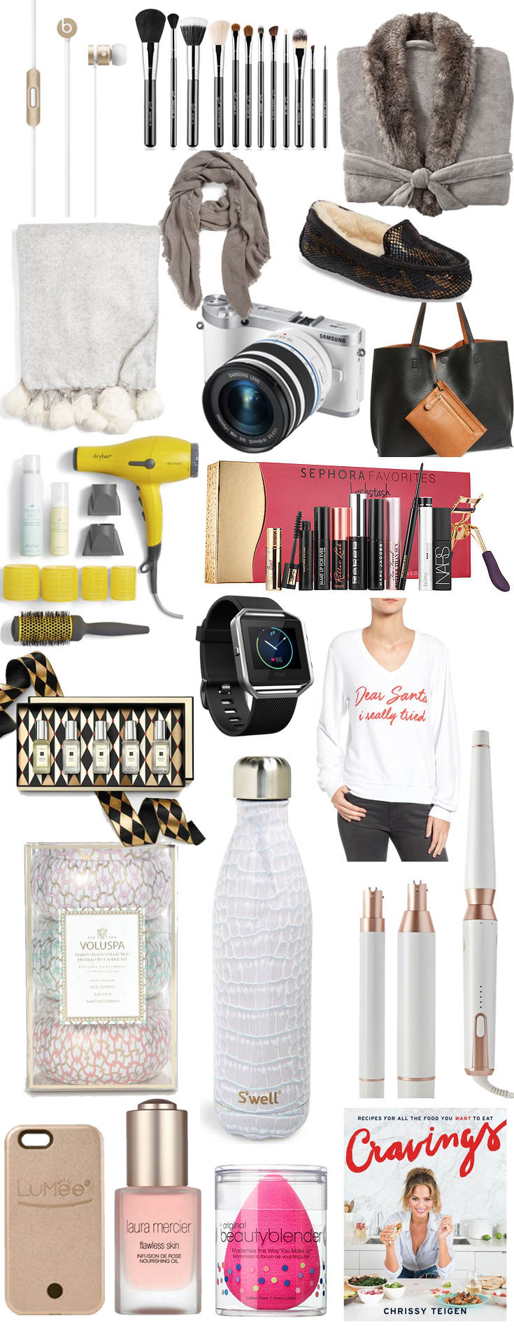 Gift guide for her land of lou for List of gifts for her