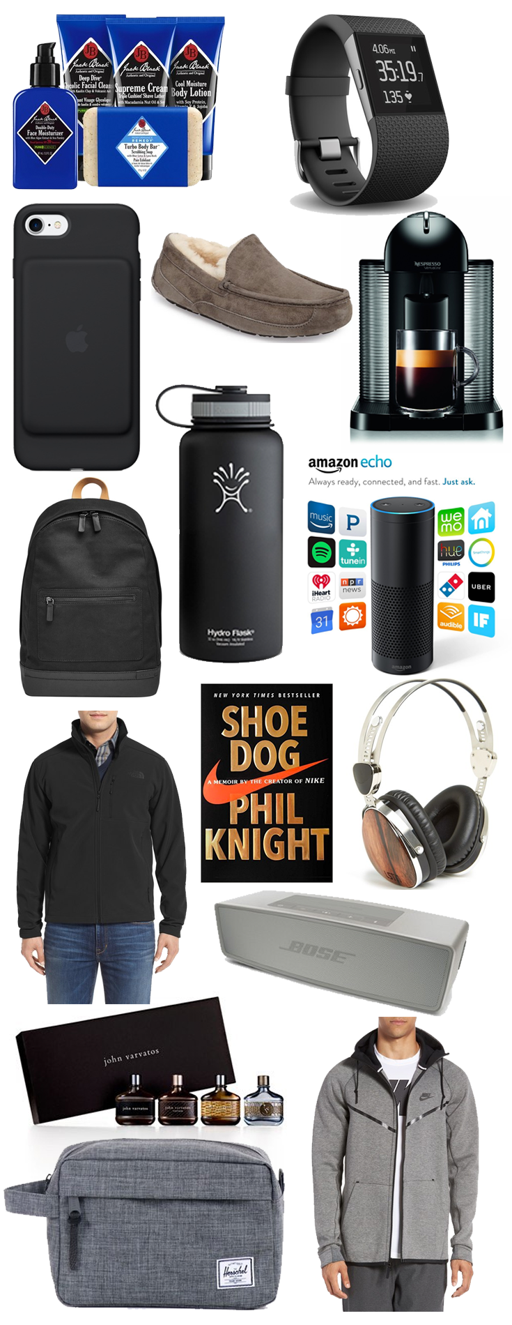 Gift Guide For Him Land Of Lou